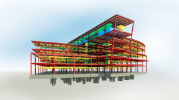 MEP sistemu projektavimas BIM technologijom