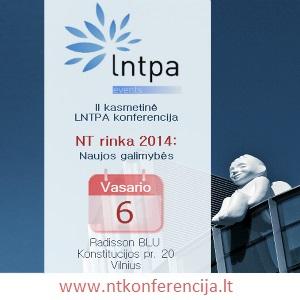 LNTPA konferencija 2014