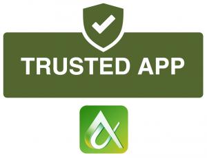 AU2014 trusted app
