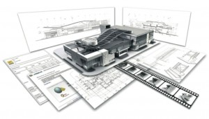Autodesk Revit galimybes