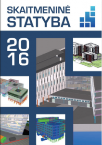 Skaitmenine statyba 2016 almanachas