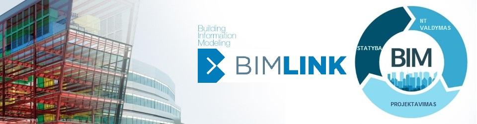BIMLINK tinklaraštis – tiems, kurie daro BIM projektus