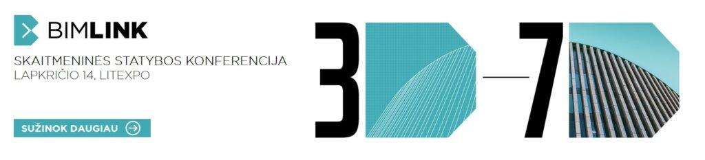 BIMLINK 2019 konferencija_web baneris